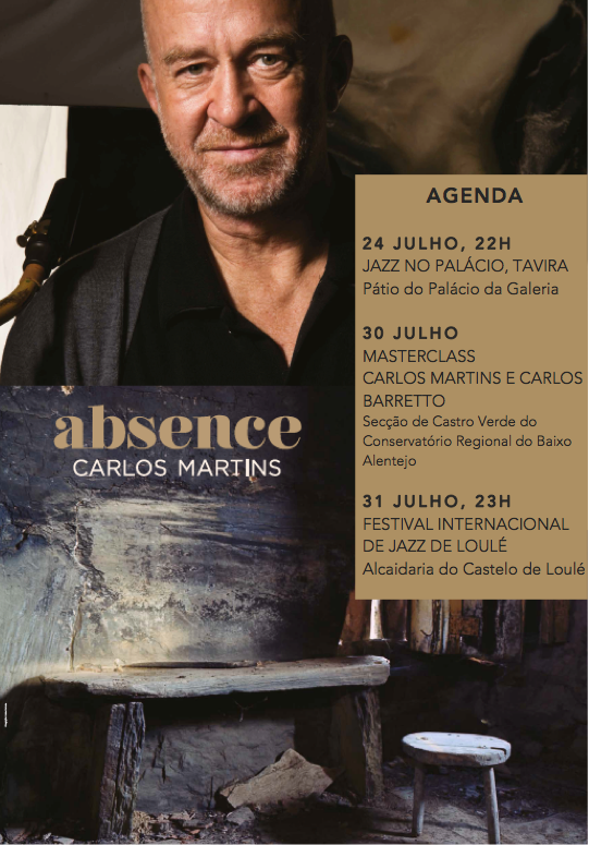 Absence Algarve Tour