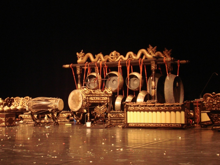Gamelan Garasi Seni Benawa Indonésie festival de l'Imaginaire